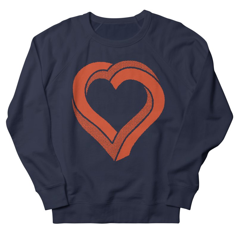Impossible Love Men's Sweatshirt by Ross Zietz