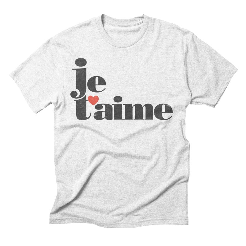 Je T'aime   by Ross Zietz