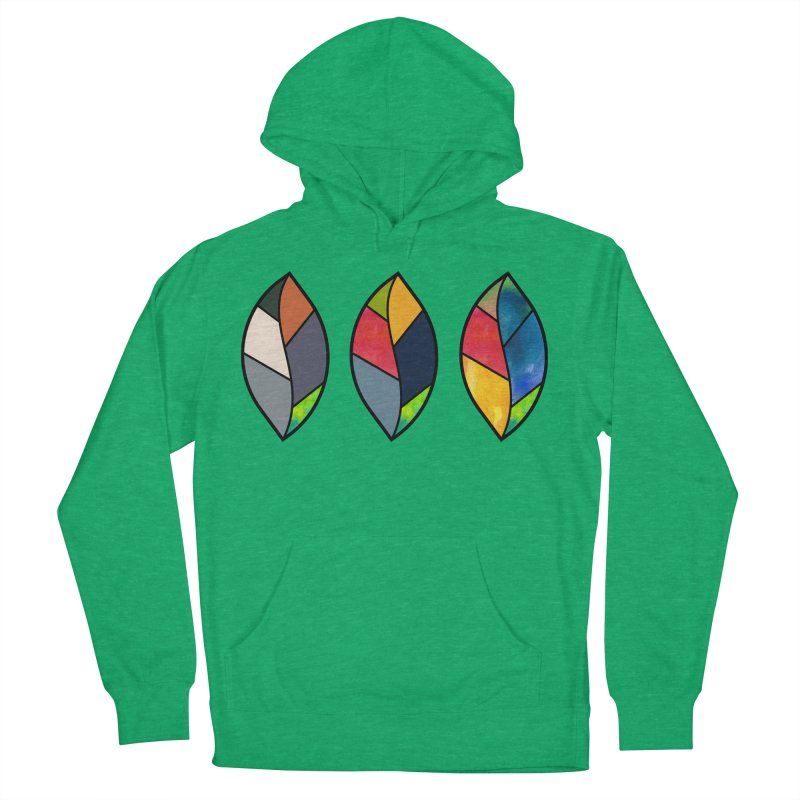 3 Faces of the Fall Women's French Terry Pullover Hoody by rouages's Artist Shop