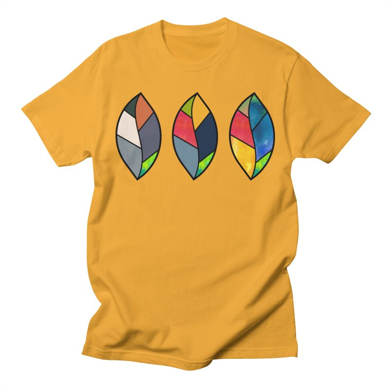 3 Faces of the Fall Women's Regular Unisex T-Shirt by rouages's Artist Shop