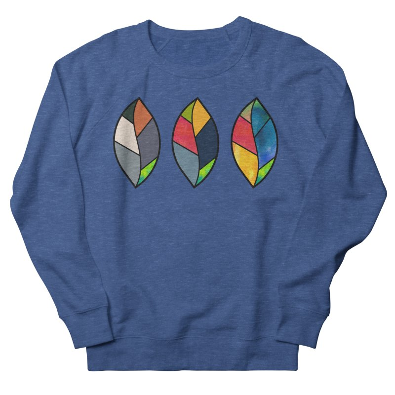 3 Faces of the Fall Men's Sweatshirt by rouages's Artist Shop