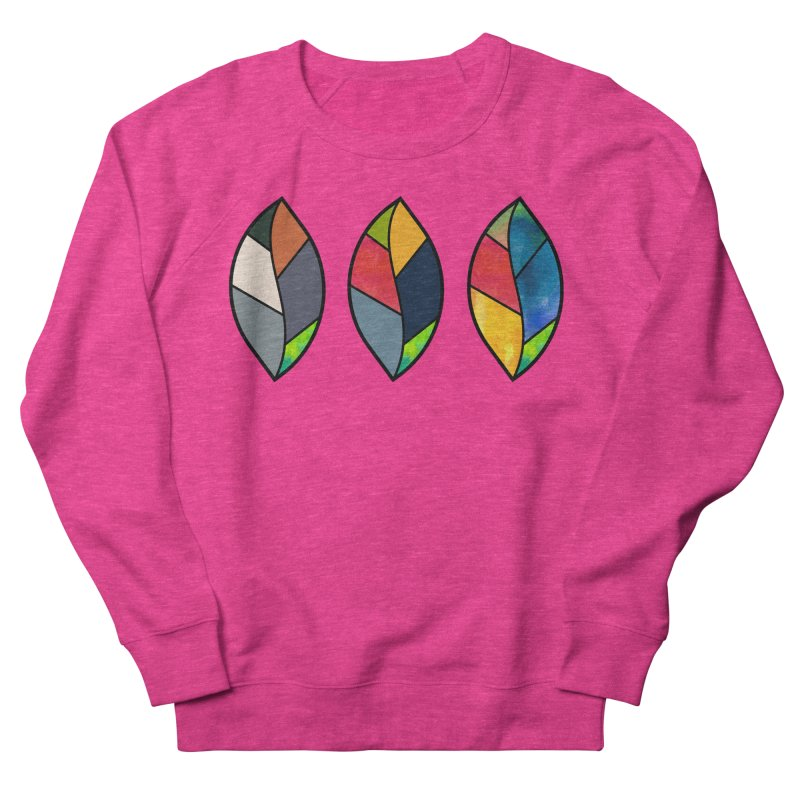 3 Faces of the Fall Men's French Terry Sweatshirt by rouages's Artist Shop