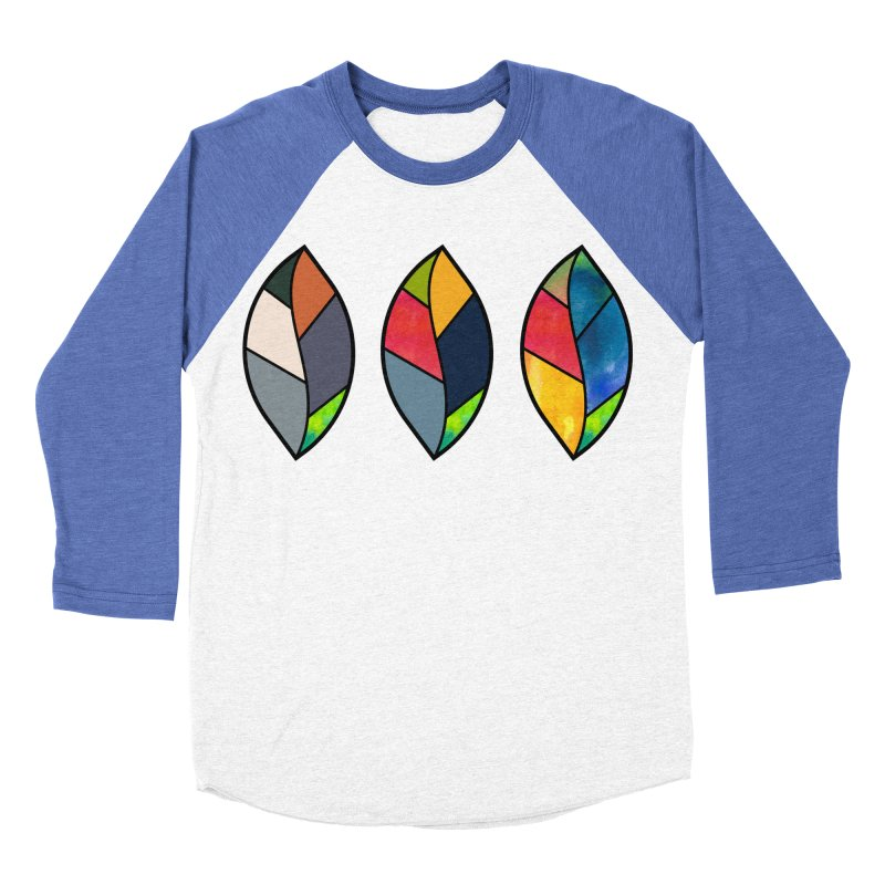 3 Faces of the Fall Women's Baseball Triblend Longsleeve T-Shirt by rouages's Artist Shop