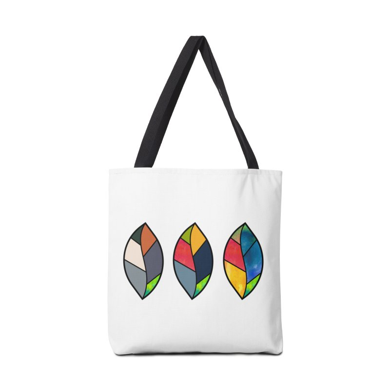 3 Faces of the Fall Accessories Tote Bag Bag by rouages's Artist Shop