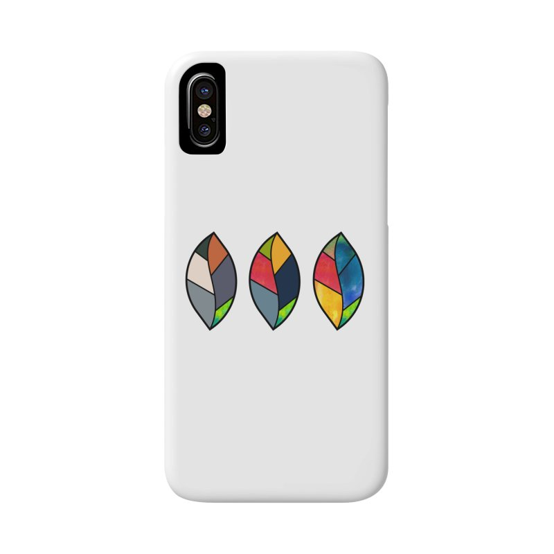 3 Faces of the Fall Accessories Phone Case by rouages's Artist Shop