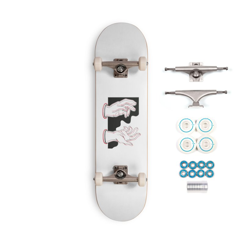 Mindless Accessories Skateboard by rouages's Artist Shop