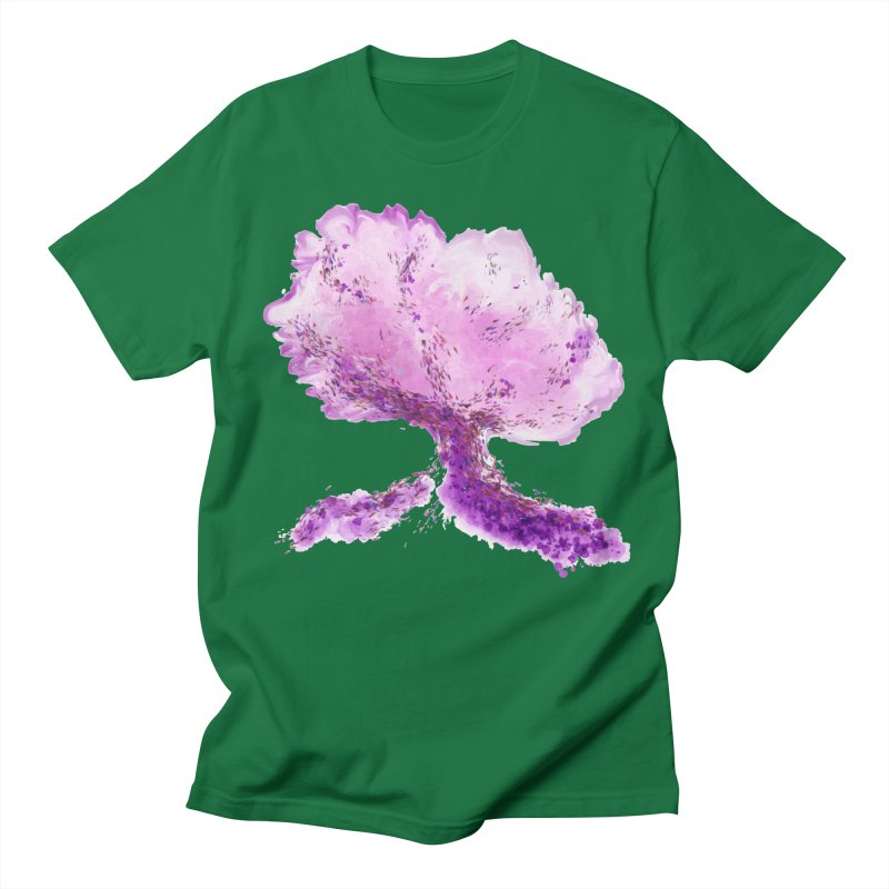 In another world, a tree... Women's Regular Unisex T-Shirt by rouages's Artist Shop