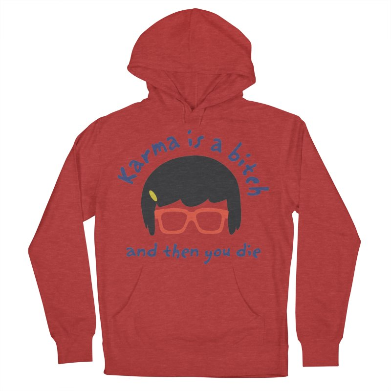 """According to """"Mature"""" Tina... Men's French Terry Pullover Hoody by rouages's Artist Shop"""