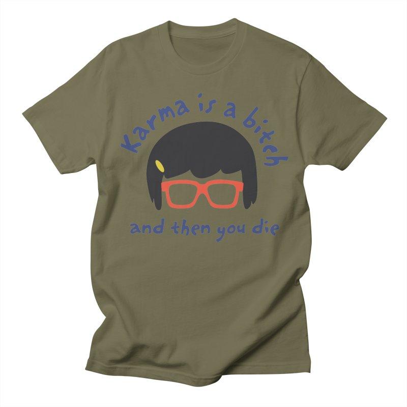 "According to ""Mature"" Tina... Women's Regular Unisex T-Shirt by rouages's Artist Shop"
