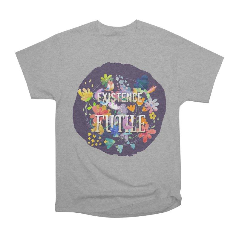 Existence Men's Heavyweight T-Shirt by rouages's Artist Shop