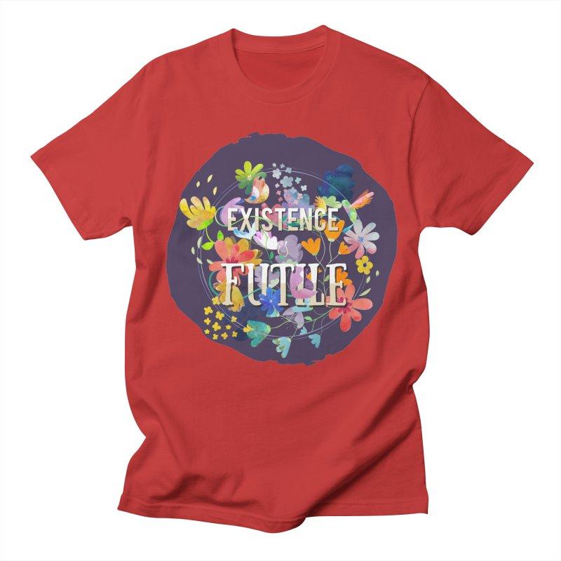Existence Women's Regular Unisex T-Shirt by rouages's Artist Shop