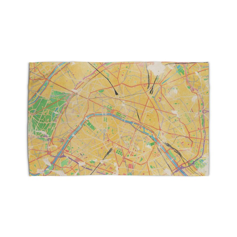 Another Paris Home Rug by rouages's Artist Shop