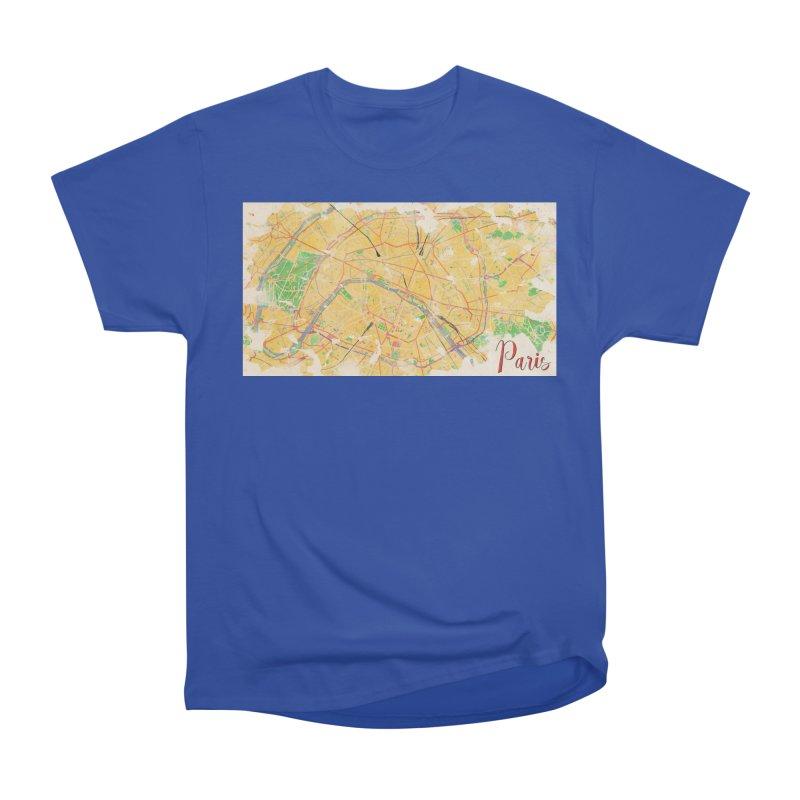 Another Paris Men's Heavyweight T-Shirt by rouages's Artist Shop