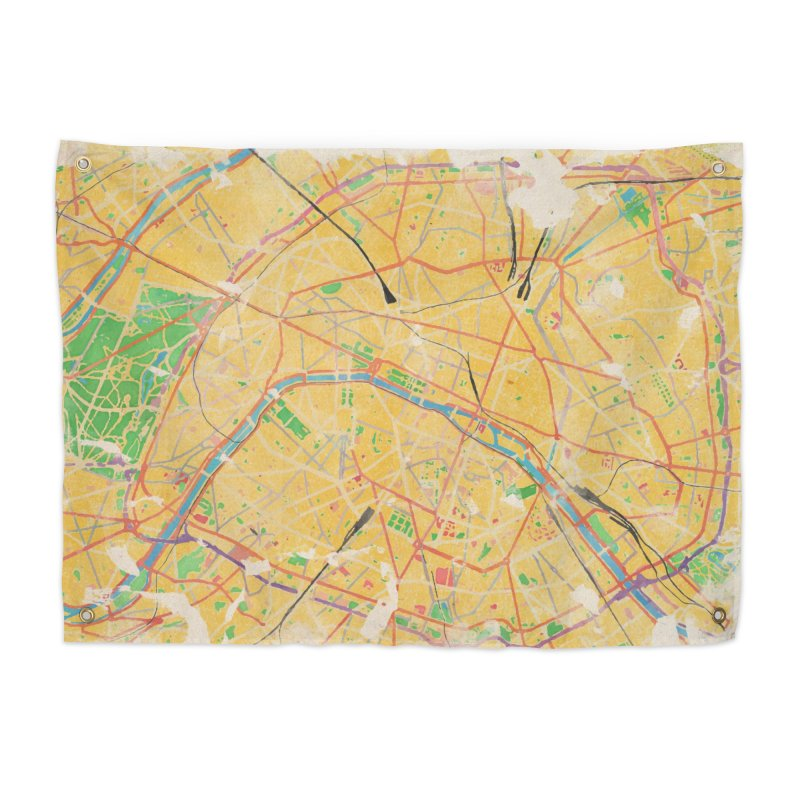 Another Paris Home Tapestry by rouages's Artist Shop