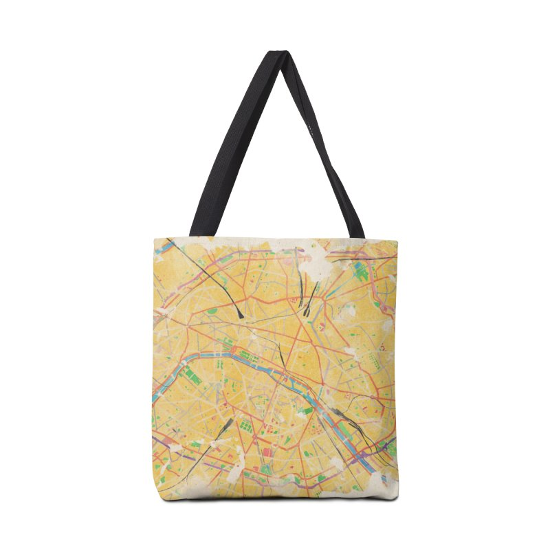 Another Paris Accessories Tote Bag Bag by rouages's Artist Shop