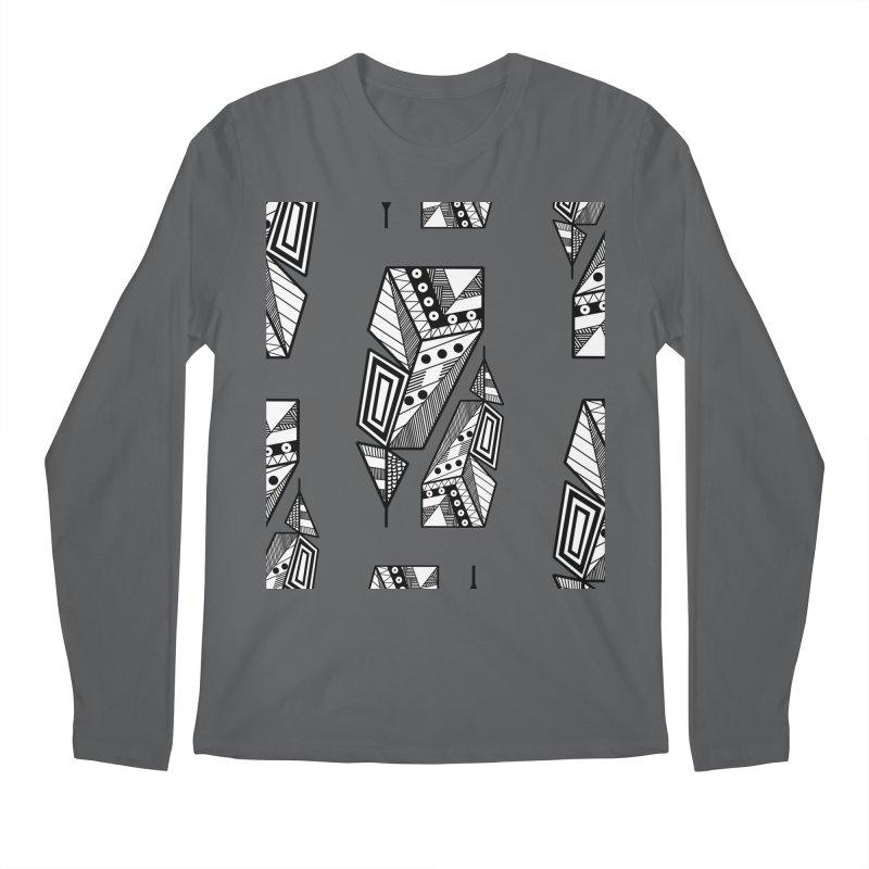 Reflection Men's Longsleeve T-Shirt by rouages's Artist Shop