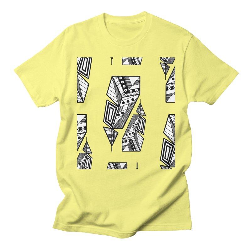 Reflection Men's T-Shirt by rouages's Artist Shop