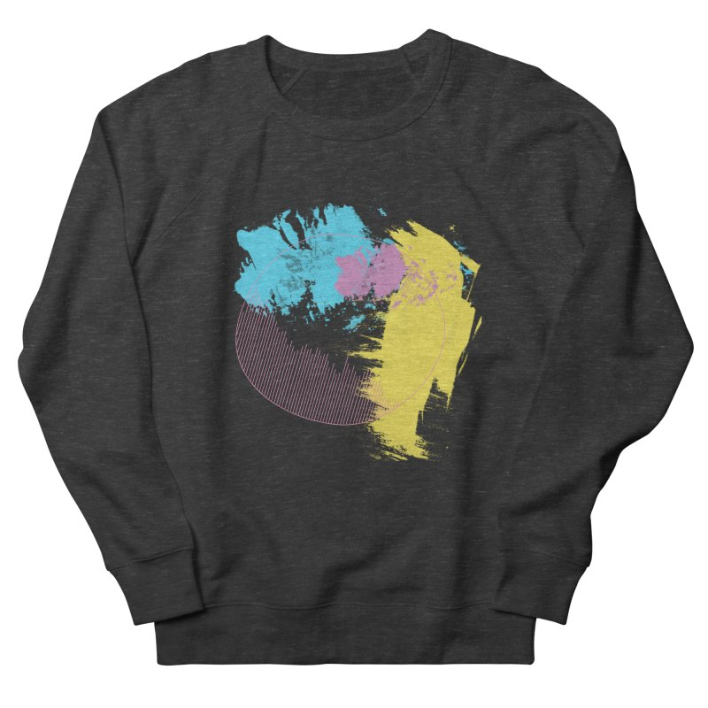 The Folly Men's French Terry Sweatshirt by rouages's Artist Shop