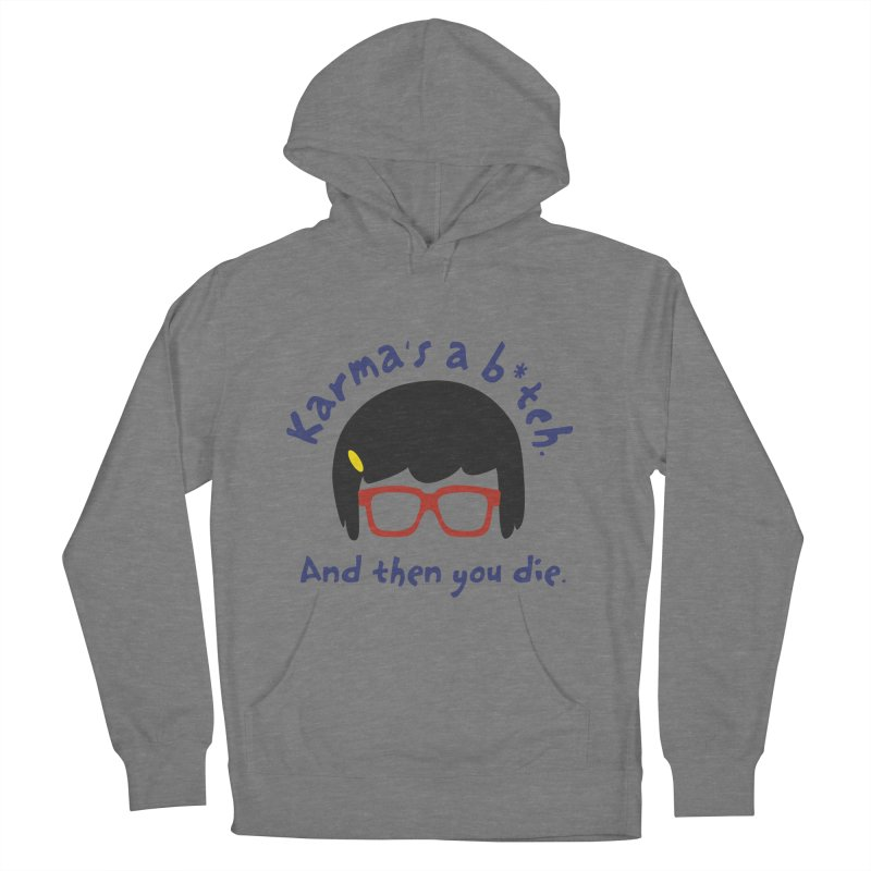 According to Tina... Women's Pullover Hoody by rouages's Artist Shop