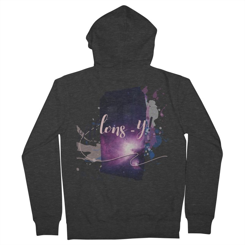 TARDIS' Allons-y! Women's French Terry Zip-Up Hoody by rouages's Artist Shop