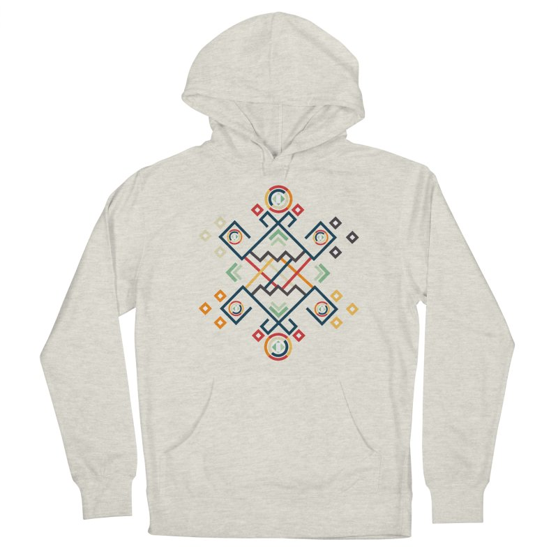 Back to the Roots Men's French Terry Pullover Hoody by rouages's Artist Shop