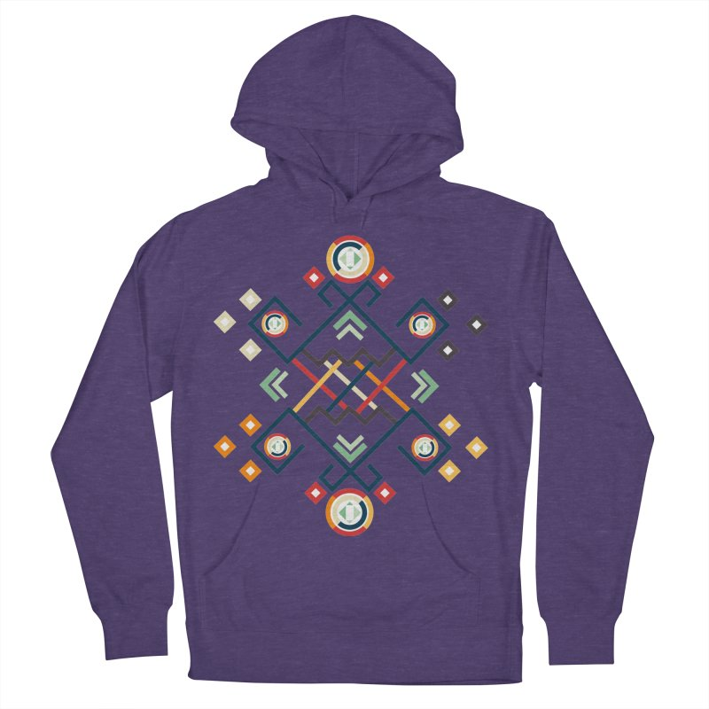 Back to the Roots Women's French Terry Pullover Hoody by rouages's Artist Shop