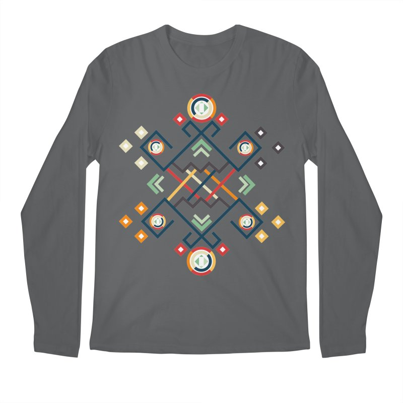 Back to the Roots Men's Longsleeve T-Shirt by rouages's Artist Shop