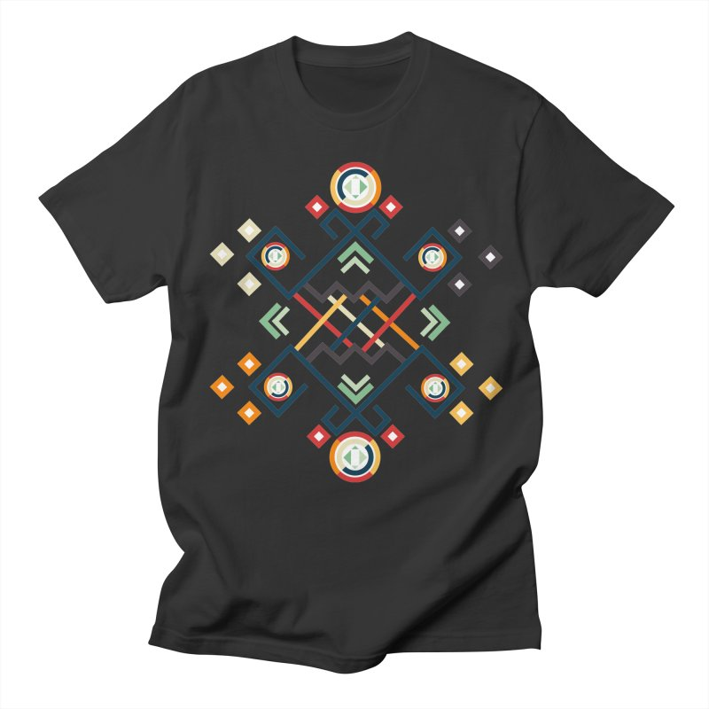 Back to the Roots Men's T-Shirt by rouages's Artist Shop