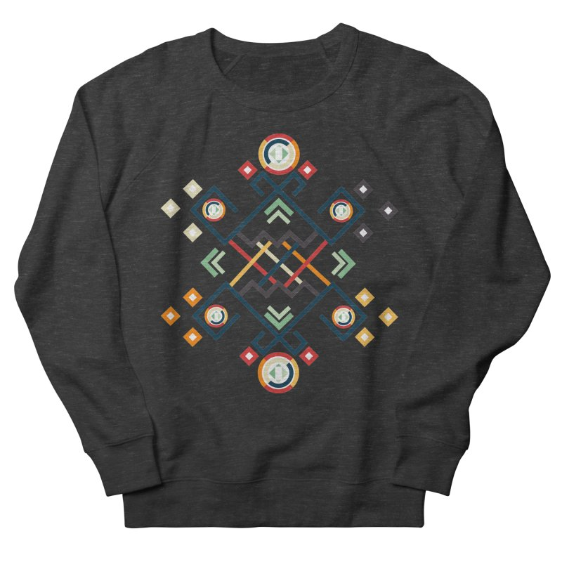 Back to the Roots Women's French Terry Sweatshirt by rouages's Artist Shop