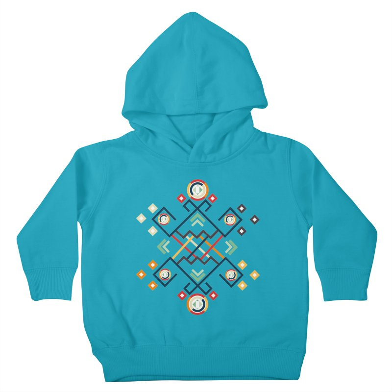 Back to the Roots Kids Toddler Pullover Hoody by rouages's Artist Shop