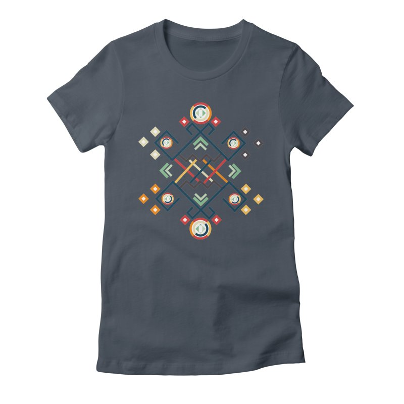 Back to the Roots Women's T-Shirt by rouages's Artist Shop