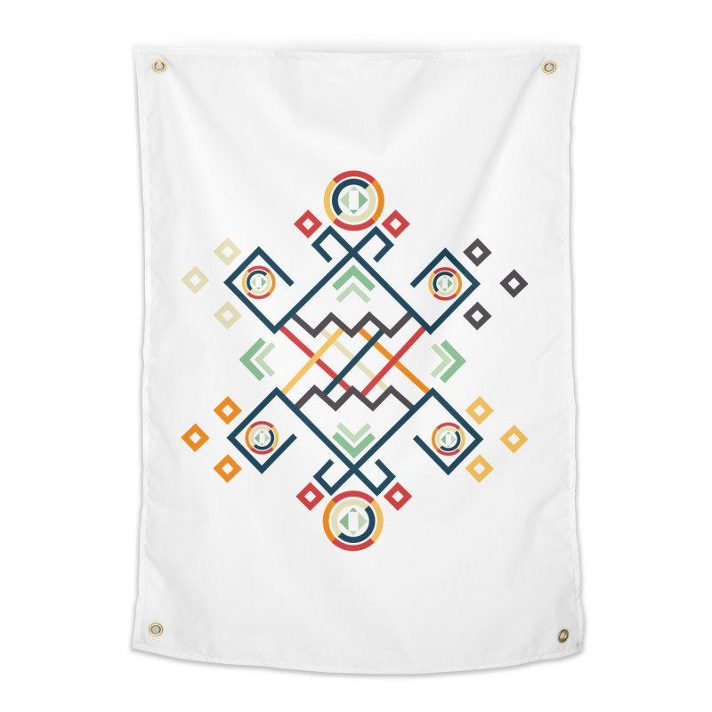 Back to the Roots Home Tapestry by rouages's Artist Shop