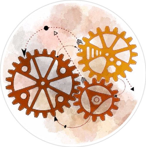 rouages's Artist Shop Logo