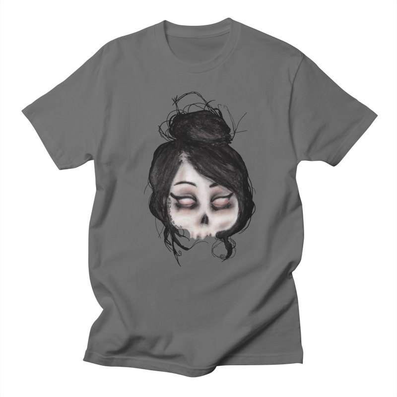 The inability to perceive with eyes notebook II Men's T-Shirt by roublerust's Artist Shop
