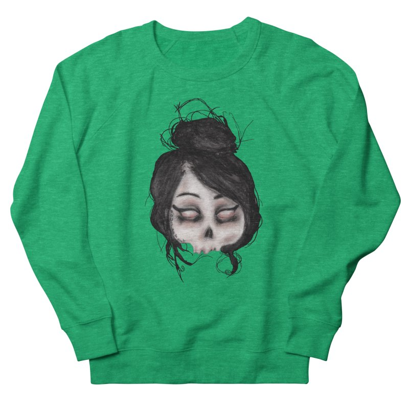 The inability to perceive with eyes notebook II Women's Sweatshirt by roublerust's Artist Shop