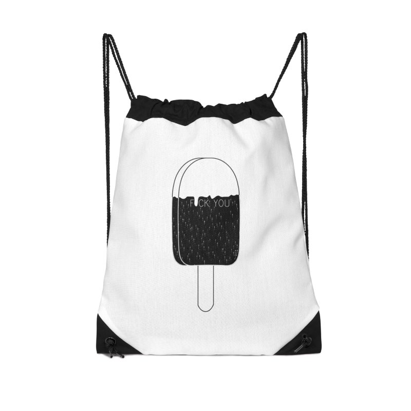 Gothic In The Summertime Accessories Bag by roublerust's Artist Shop