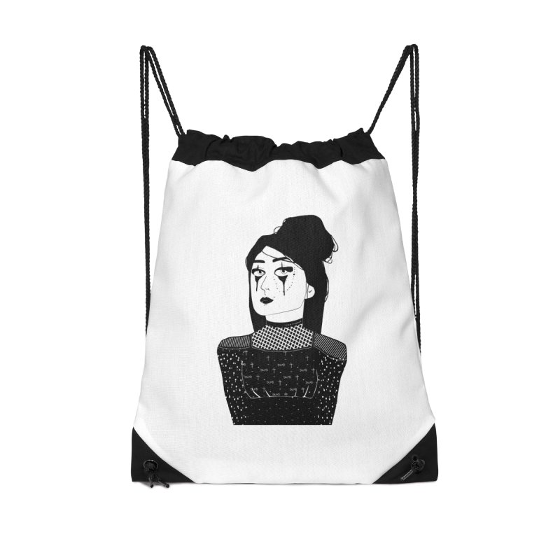 And all I loved, I loved alone. Accessories Bag by roublerust's Artist Shop