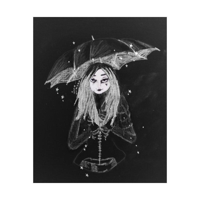 When it's dark look for stars Home Duvet by roublerust's Artist Shop