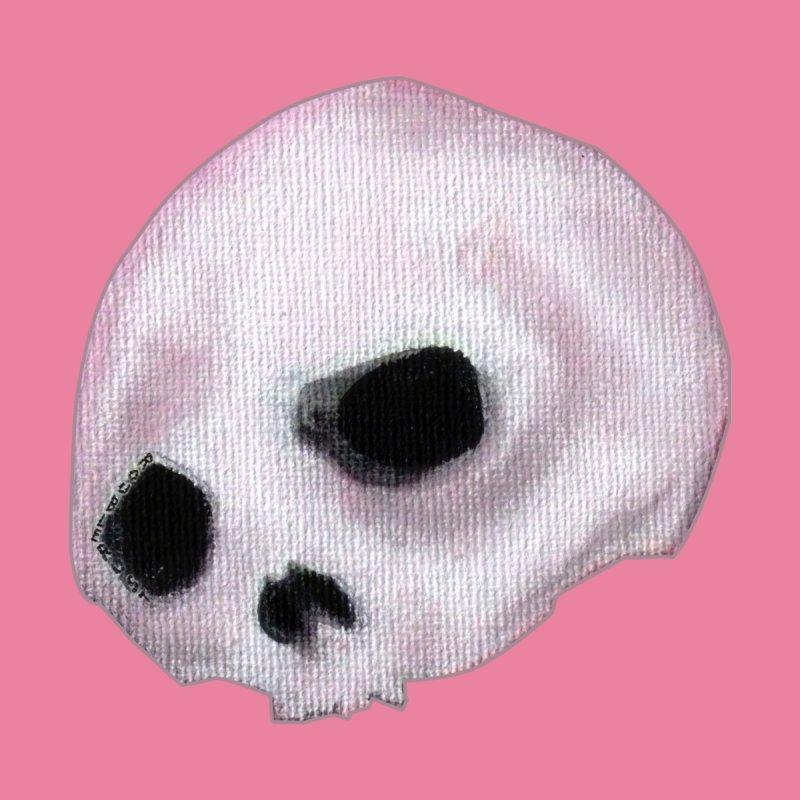 Bubblegum Pink / Skull by roublerust's Artist Shop