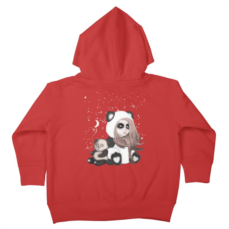 Find the place you call home among the stars Kids Toddler Zip-Up Hoody by roublerust's Artist Shop