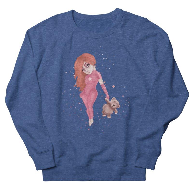 dearspace Women's Sweatshirt by roublerust's Artist Shop