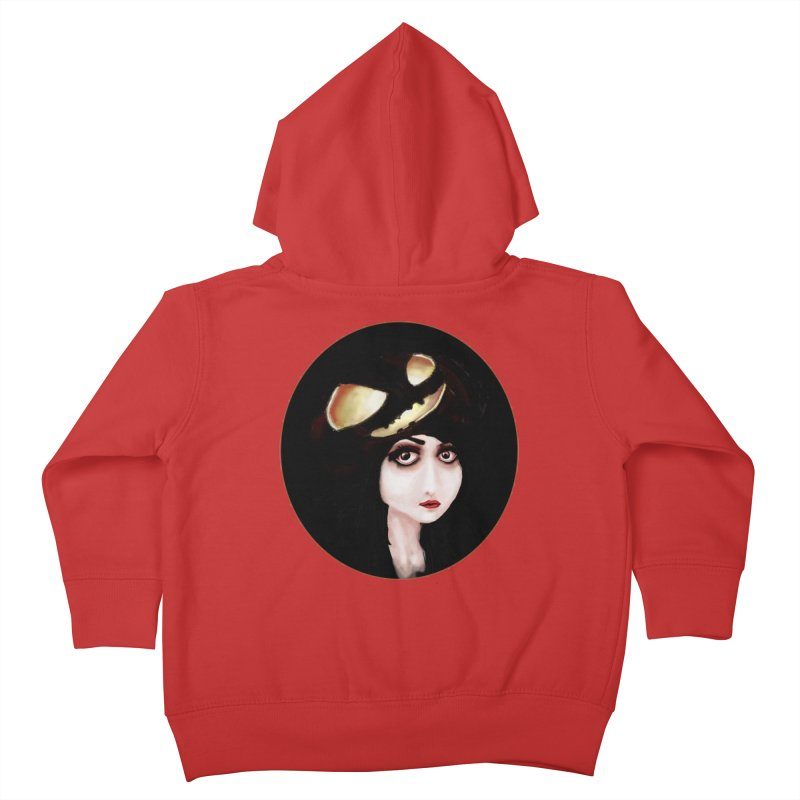 What Should I Be Kids Toddler Zip-Up Hoody by roublerust's Artist Shop
