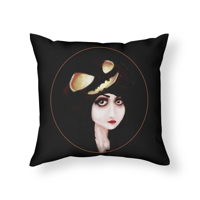 What Should I Be Home Throw Pillow by roublerust's Artist Shop