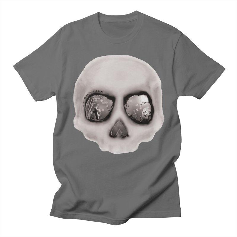 sleeping less every night Men's T-Shirt by roublerust's Artist Shop