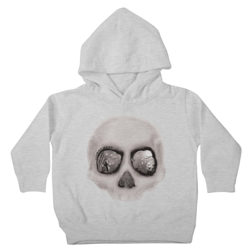 sleeping less every night Kids Toddler Pullover Hoody by roublerust's Artist Shop