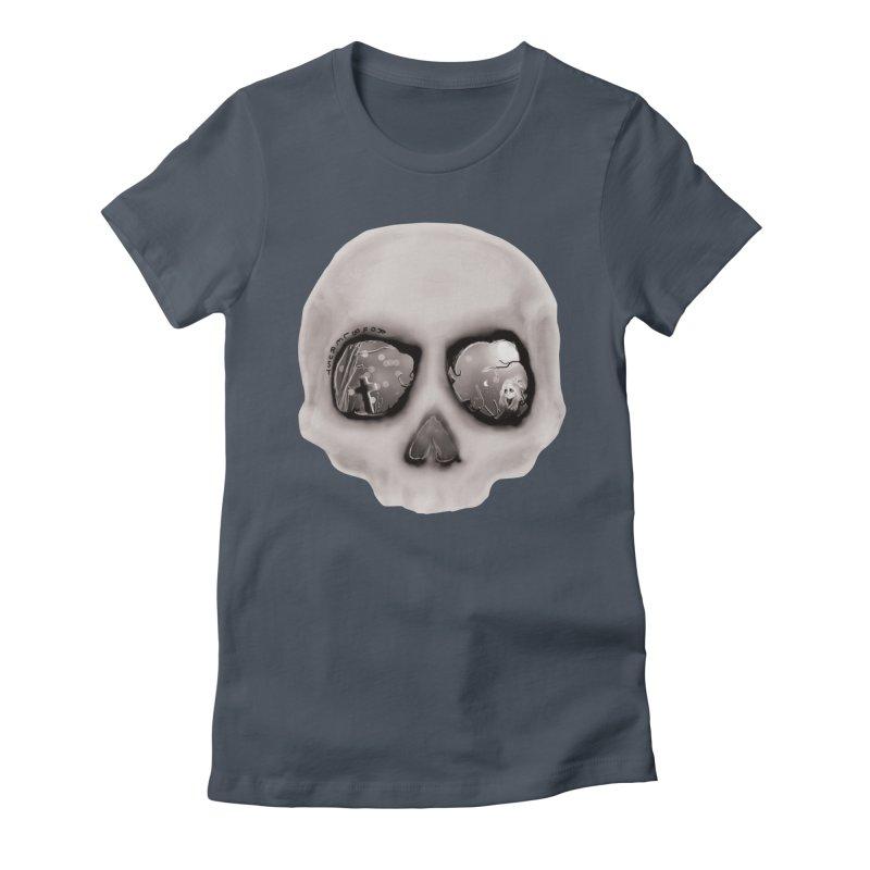 sleeping less every night Women's T-Shirt by roublerust's Artist Shop