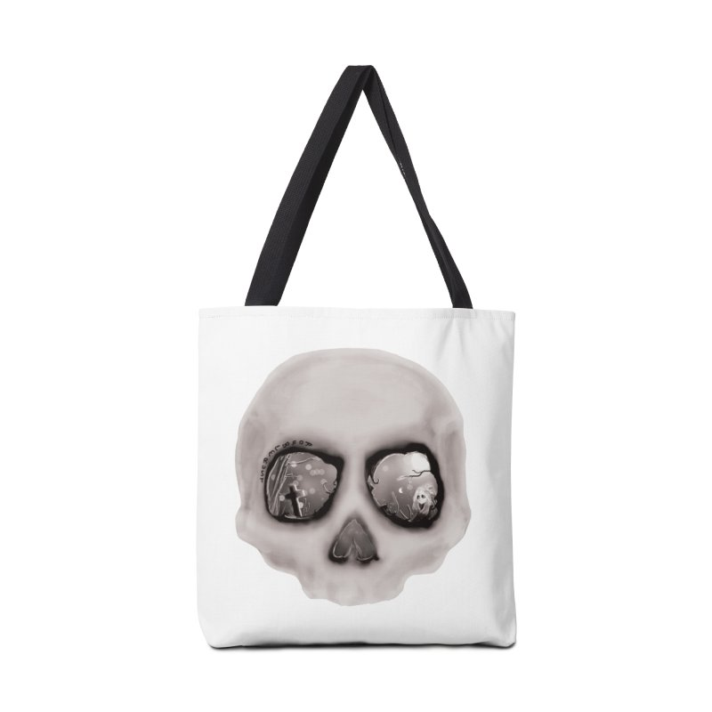sleeping less every night Accessories Bag by roublerust's Artist Shop