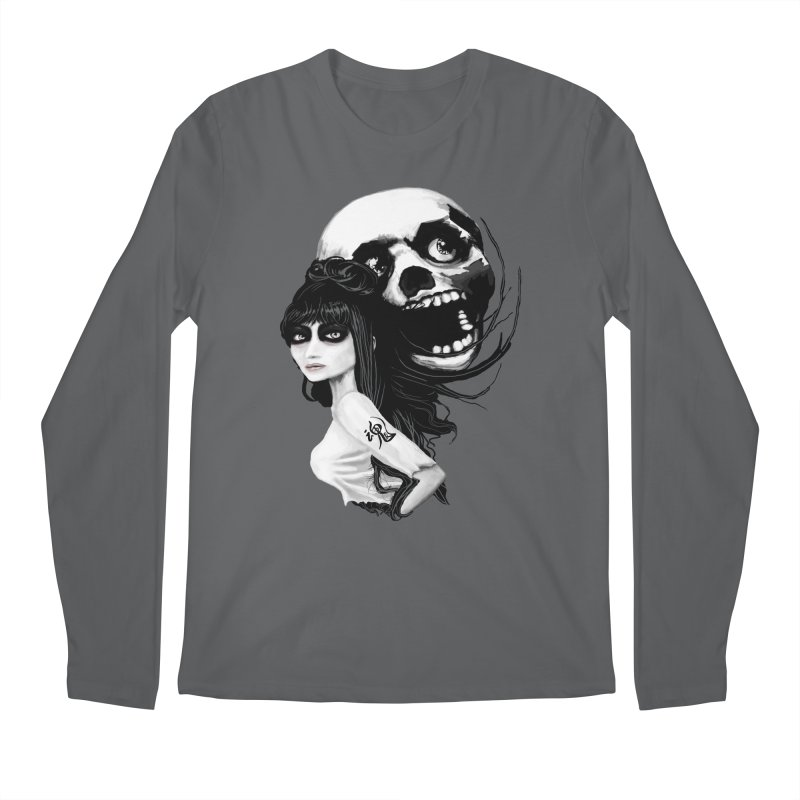 SoulMates Men's Longsleeve T-Shirt by roublerust's Artist Shop