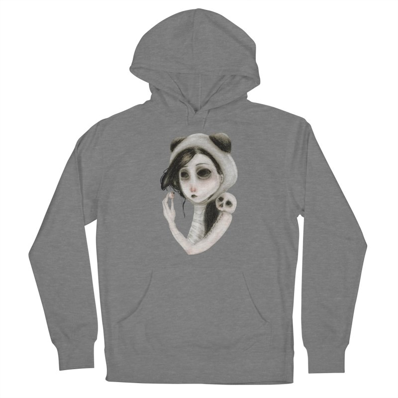 The inability to perceive with eyes notebook I Women's Pullover Hoody by roublerust's Artist Shop