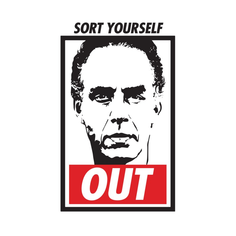 Sort Yourself Out Kids T-Shirt by Shirts of Meaning